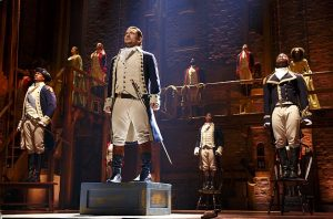 Hamilton Company at Private Bank Theatre Photo by Joan Marcus
