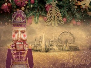 Nutcracker returns with World Fair setting at Auditorium Theatre. Joffrey Ballet photo