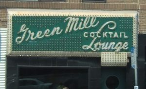 The Green Mill features Chicago and touring jazz artists. Photo by Jodie Jacobs
