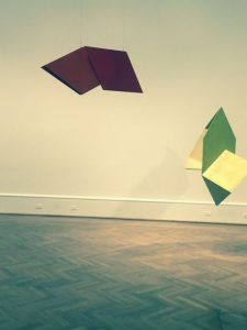 'Helio Oiticia' exhibit at the Art Institute of Chicago