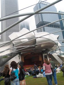 Blues comes to Pritzker Pavilion in Millennium Park in June. Jodie Jacobs photo
