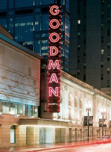 "At Goodman Theatre, ""Pamplona"" is in the Owen. Goodman Theatre photo"