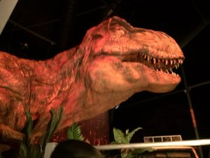 Dinosaurs from Jurassic World are at The Field Museum