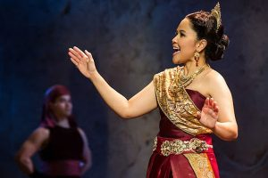 Joan Almedilla as Lady Thiang in 'King and I'