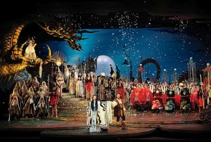 'Turandot,' a fairy tale set in a fantasy version of ancient China is offered by the Lyric in the middle of the 2017-18 season. Lyric Opera photo