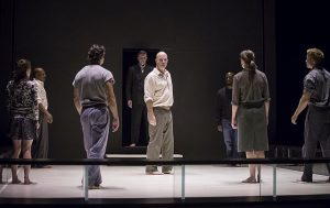 Cast of 'A View From The Bridge' at Goodman Theatre. (Liz Lauren photo)