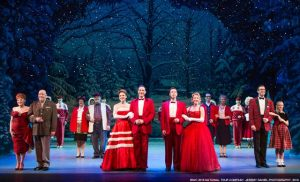 Touring cast of 'White Christmas' Jeremy Daniel Photography