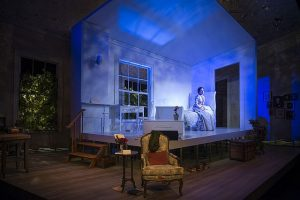 Kate Fry is the Belle of Amherst at Court Theatre. Court Theatre photo