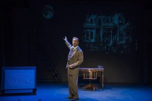 James Leaming in This Wonderful Life. Photo by Michael Brosilow