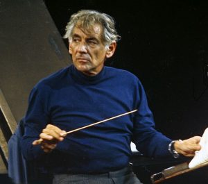 Ravinia celebragtes Leonard Bernstein in 2018. Photo by Allan Warren.