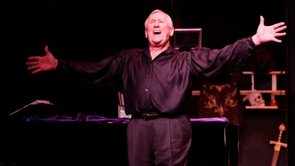 Len Cariou in Broadway and the Bard at Stage 773