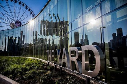 The Yard is at Chicago Shakespeare Theater on Navy Pier