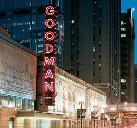 Goodman Theatre os doing a revival of 'The Music Man.' (Goodman Theatre Photo)