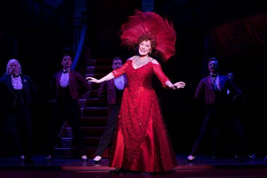 Betty Buckley & Hello, Dolly! National Tour Company. (Photos by Julieta Cervantes)