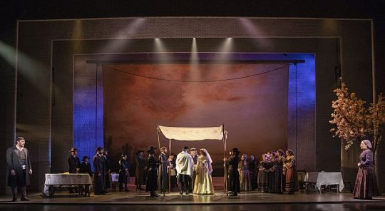 Fiddler on the Roof (Joan Marcus photo)