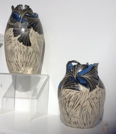 Danuyta Loane's ceramics (J Jacobs photo)