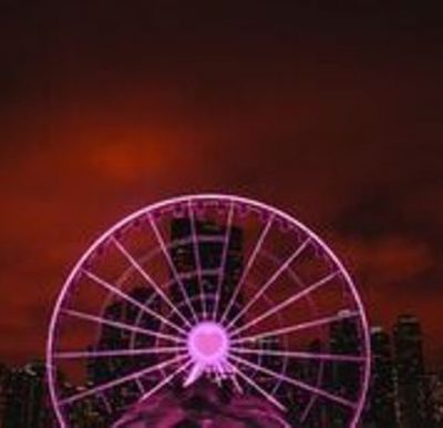 Centennial Wheel at Navy Pier. (Photo courtesy of Navy Pier)