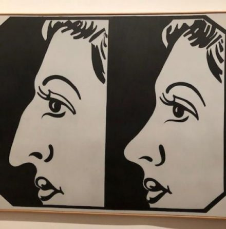 Andy Warhol, Before and After. 4, 1962 (J Jacobs photo)